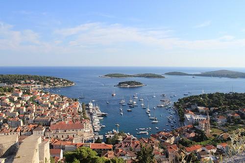 Location de voiliers en Croatie