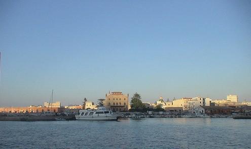 location de voilier en Sicile