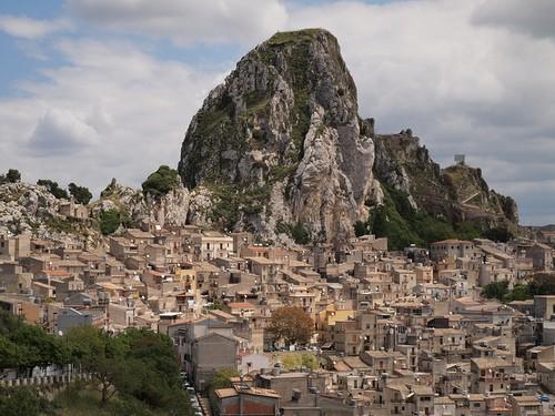 Ville de Sicile avec les croisières Vents de Mer