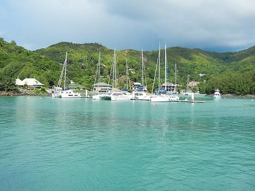 Location catamaran aux Seychelles