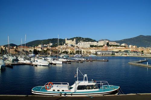 Bateau Vents de Mer en Corse