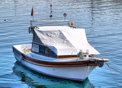 caique vents de mer turquie