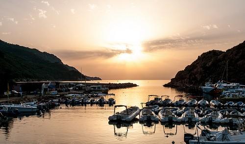 Bateau Vents de Mer en Corse du Sud