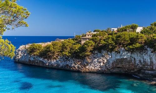 Bateau Vents de Mer aux Baleares