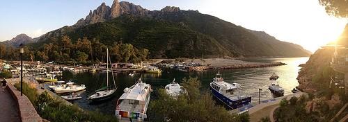 Location de voilier en Corse du sud