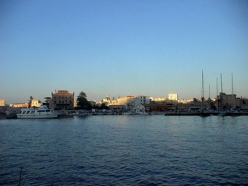 Location bateau en Italie