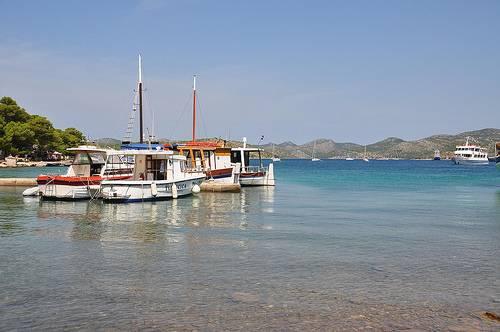 Croisiere Vents de Mer en Dalmatie