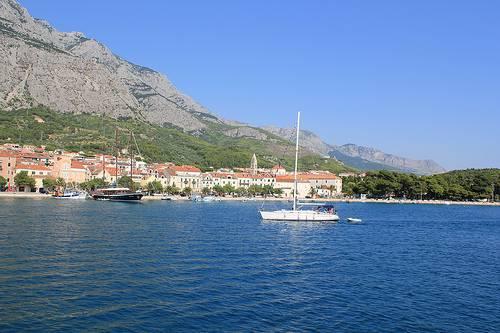 Location bateau en Dalmatie