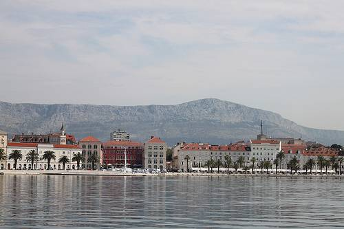 Voiliers Vents de Mer en Croatie