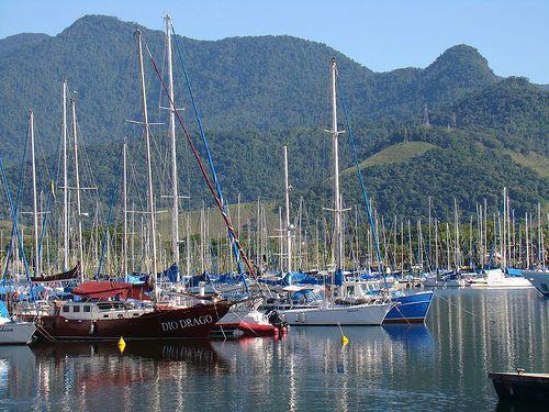Location de voiliers au Brésil