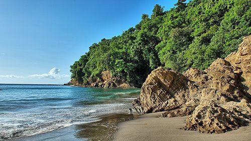 Les plages de la Martinique