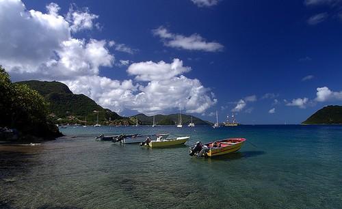 Location de bateaux Saint Martin