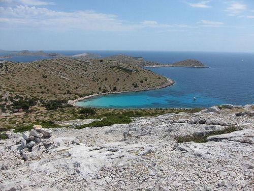 Archipel Kornati pour croisière Vents de Mer