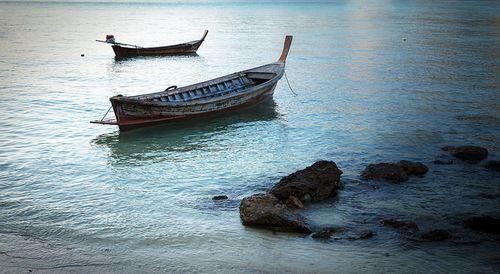 Croisiere Vents de Mer en Thailande