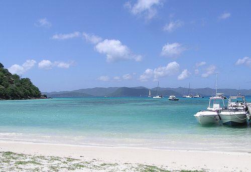 Location de voilier à Tortola