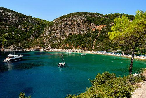 Ile Skopelos croisiere Vents de Mer