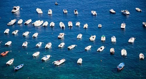 Bateaux Vents de Mer à Calabre