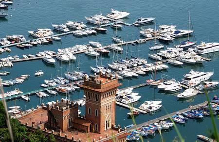 Salermo en Italie Vents de Mer