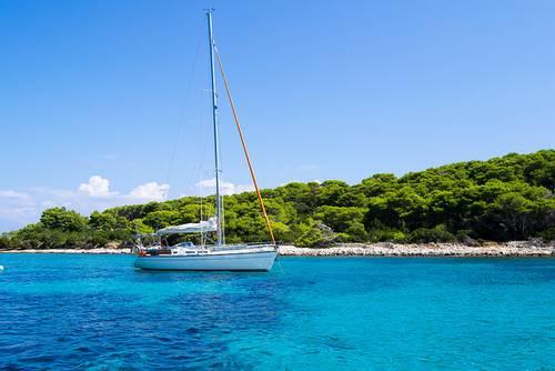Voilier Vents de Mer Croatie