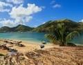 Les Antilles, un vaste archipel de la mer des Caraïbes