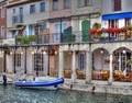 Port Grimaud ou la « Venise provençale »