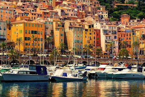 Croisière Vents de Mer sur la Côte d'Azur