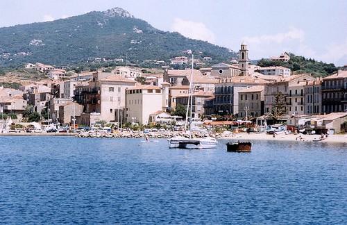 Croisière avec Vents de Mer à Propriano
