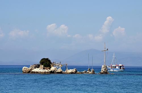 Location bateau Corfou