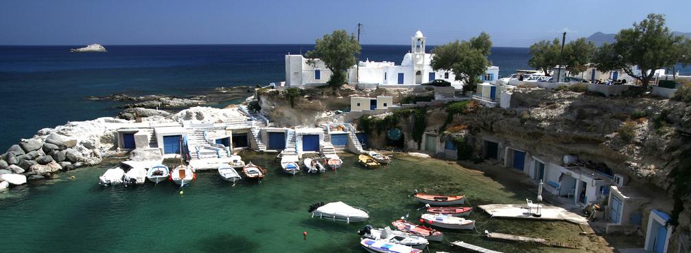 Athènes Cyclades (Grèce)