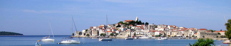 primosten en croatie Vents de Mer