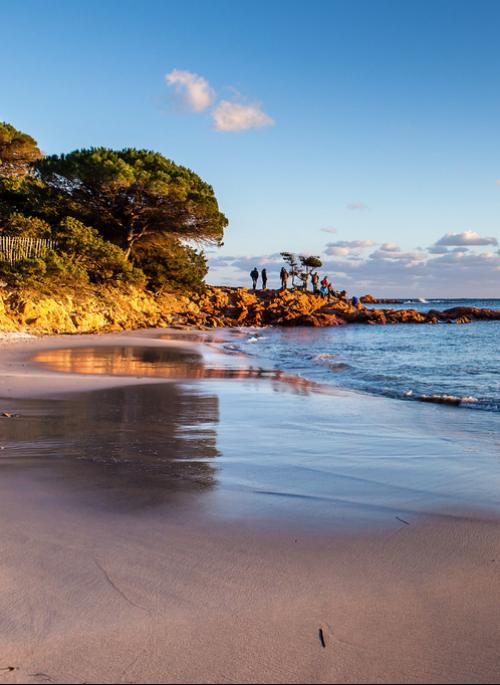 palombaggia beach