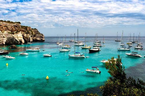 location bateau méditerranée