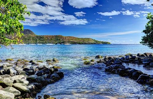 location bateau Antilles