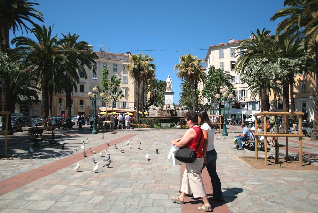 visiter Ajaccio avec Vents de Mer