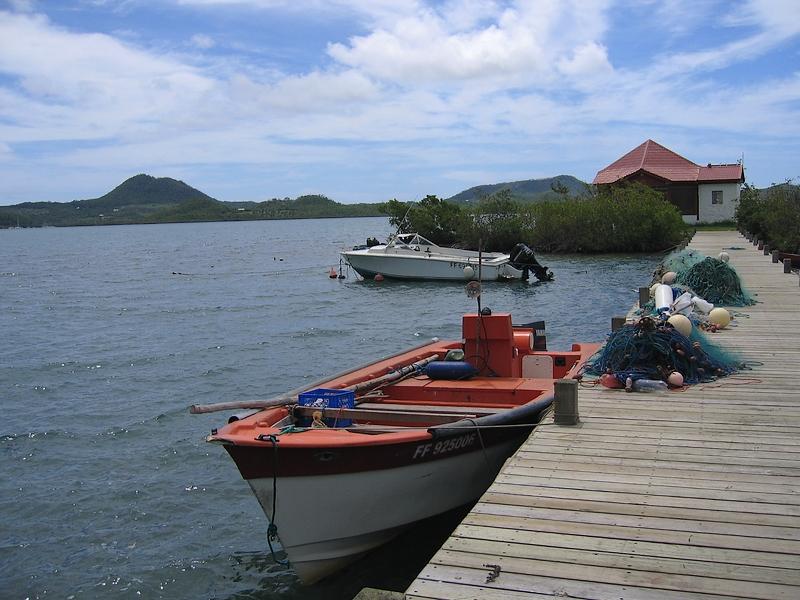 Visiter Le Marin en Martinique lors d'une croisière avec Vents de Mer